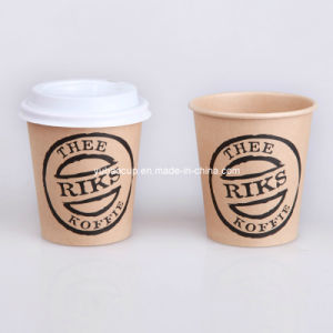 6oz Paper Cup for Coffee and Tea pictures & photos
