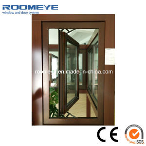Alu-Wood Casement Window with High Quality pictures & photos