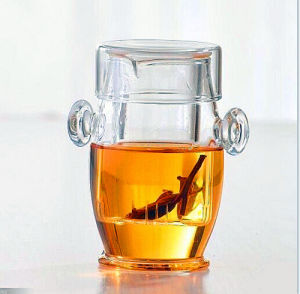Elegant Teapot Creative Teapot Borosilicate Glass Teapot Juice Pot pictures & photos