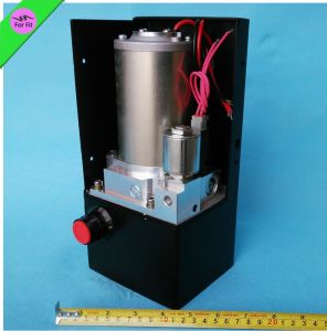 6-12 Tons Capacity 12VDC Electric Agv Small Hydraulic Unit Mini Power Pack