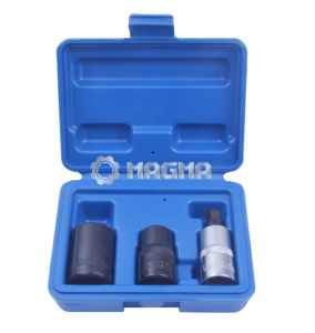 3 PC Pentagon Socket Set Brake Repair Tool (MG50401) pictures & photos