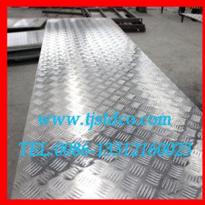 1050 1060 Aluminium Tread Plate pictures & photos