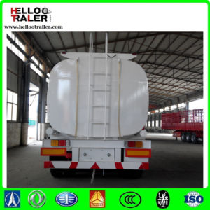 3 Axle 52000L Oil Tanker Semi Trailer pictures & photos