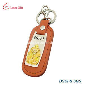 High Quality Car Logo Leather Key Holder Wholesale pictures & photos