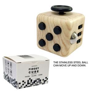 Plastic Multifunctional Game Toy Fidget Cube