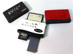 New Product Protable All in One Multi Card Reader pictures & photos