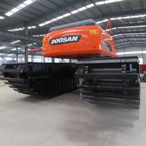 Long Boom with Wetland Excavator Jyae-248