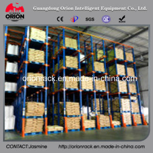Industrial Steel Structure Warehouse Drive in Rack pictures & photos