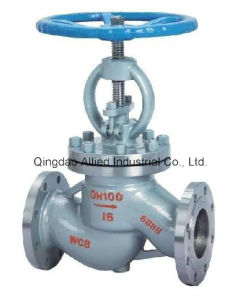 Flanged End Globe Valve for Pipe