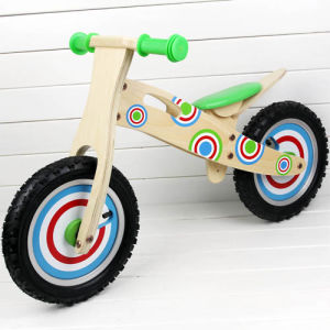 Wooden Bike (TS 9518) pictures & photos