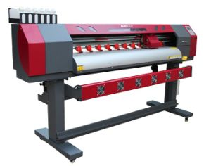 Inkjet Printing Machine, 4-Color Wall Inkjet Printer pictures & photos
