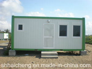 Modular Office Building/Mobile Office/Flat Pack/Tent/Prefab House (shs-fp-office069) pictures & photos