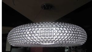 Hotel Project Lobby Big Acrylic Hanging Lamp (D800234) pictures & photos