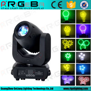 High Quality 150W White LED Spot Moving Head Stage Light pictures & photos