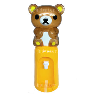 Bear Mini Plastic Water Cooler pictures & photos