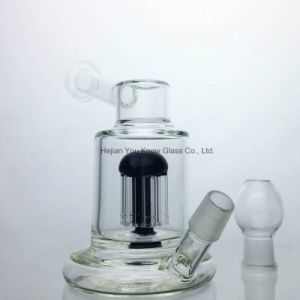 Tender Perc Removable Dome Perc Glass pipes Glass Water Pipes with Glass Bowl pictures & photos