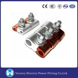 Jbtl Pg Clamp Electirc Bimetal Copper Aluminium Parallel Groove Clamp pictures & photos