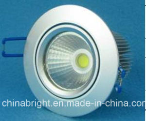 LED Housing for COB Downlight CB - F303b - 5W~10W