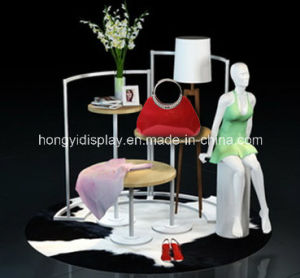 Ladies Garment Rack for Retail Shop Decoration pictures & photos