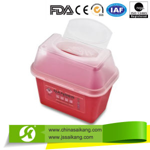 Professional Service PP Sharp Container, Medical Sharps Container pictures & photos