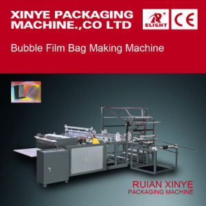 PVC PE III Arc-Shaped Sealing Bag-Making Machine (Double Line) pictures & photos
