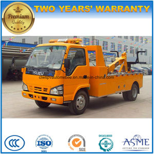 Isuzu Small Size Towing Conjoined Road Wrecker pictures & photos