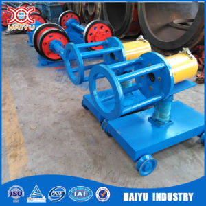 Prestressed Spun Concrete Electric Pole Making Plant Machine pictures & photos