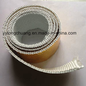 Reflect-a-Gold Insulation Fiberglass Exhaust Heat Wrap Tape pictures & photos