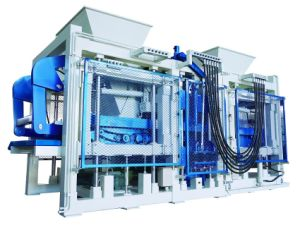 Qt9-15 Concrete Block Making Machine pictures & photos