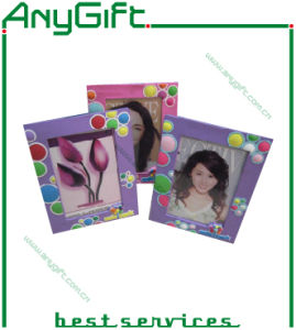 Soft PVC Photo Frame with Customized Logo 03 pictures & photos