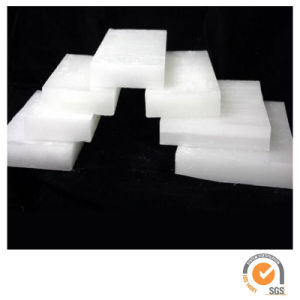 White Slab 56-58 Fully Refined Paraffin Wax for Sale pictures & photos