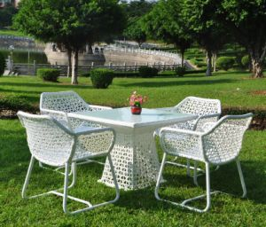 Luxury Rattan Weaving Furniture Outdoor Furniture