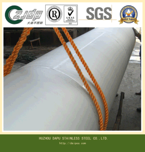 304L 316L Stainelss Steel Welded Pipe pictures & photos