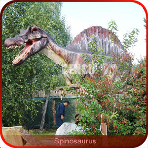 Outdoor Playground High Quality Mechanical Animatronic Dinosaur pictures & photos