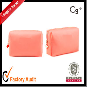 New PU PVC Leather Small Custom Makeup Bag pictures & photos