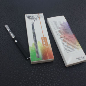 Disposable Electronic Cigarette Cbd Oil Kit Ceramic Coil Glass Tank pictures & photos