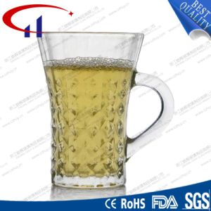 110ml Wholesale Clear Glass Cup for Coffee (CHM8152) pictures & photos