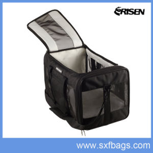 Light Foldable Pet Dog Travel Carrier Bag pictures & photos