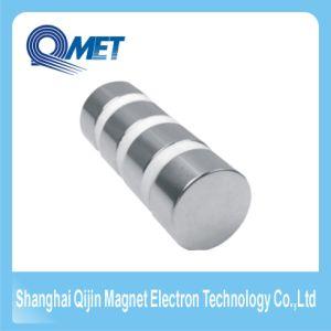 Permanent Disc Sintered Neodymium Motor Magnet