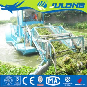 High Efficiency Full Automatic River Cleaning Ship/Aquatic Weed Harvester pictures & photos