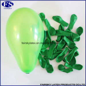 Green Water Latex Balloon, Toys Water Balloon pictures & photos