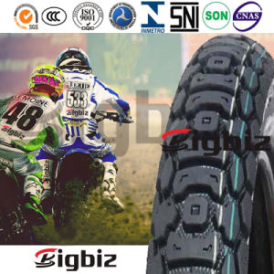 Hot Selling Electric Race Vietnam Motorcycle Tire (3.50-18) pictures & photos