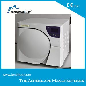 14L Horizontal for Dental Clinic Class N Autoclave Steam Sterilizer pictures & photos