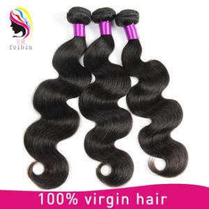 Unprocessed Wholesale Human Weaving Hair Virgin Remy Brazilian Human Hair Extension pictures & photos