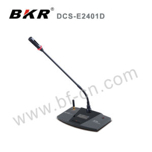 Dcs-E2401d Big Lithium Battery Meeting Microphone pictures & photos