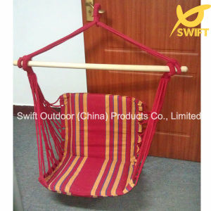 100% Handmade Cotton Canvas Quilted Swing
