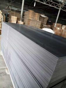 Black Color PVC Foam Board for Building Decoration