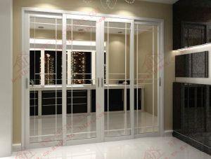 Cost! Efficient Aluminium Sliding Door (BHA-DF14) pictures & photos