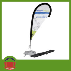 Outdoor Event Teardrop Flag, Custom Printing Flags pictures & photos