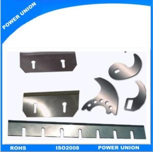 Customzied SKD11 Shear Blades for Leather and Plastic pictures & photos